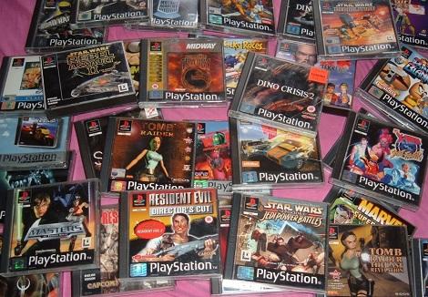 Стратегии на игровых приставках Sony Playstation